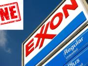 exxon fined