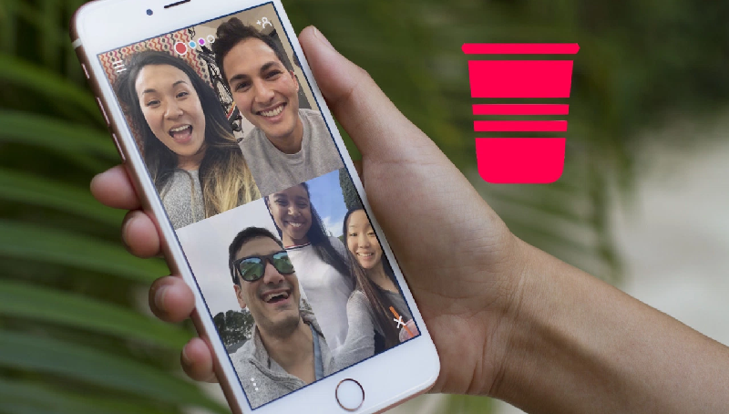 Facebook Reportedly Working On A Live Group Video Chat App