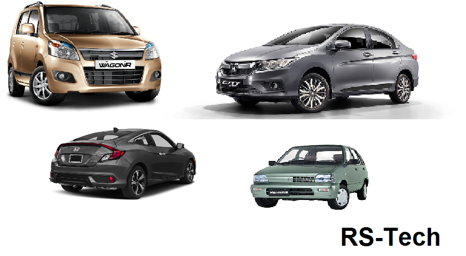 most popular cars in pakistan