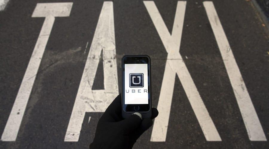 Uber application