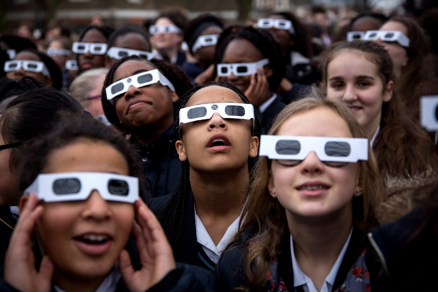 Amazon Facing Class-Action Lawsuit Over Solar Eclipse Glasses
