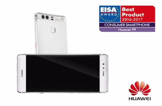 Huawei P series wins awards: applauded by European Image ...