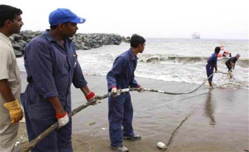 Slow Internet in Pakistan after another submarine cable damaged