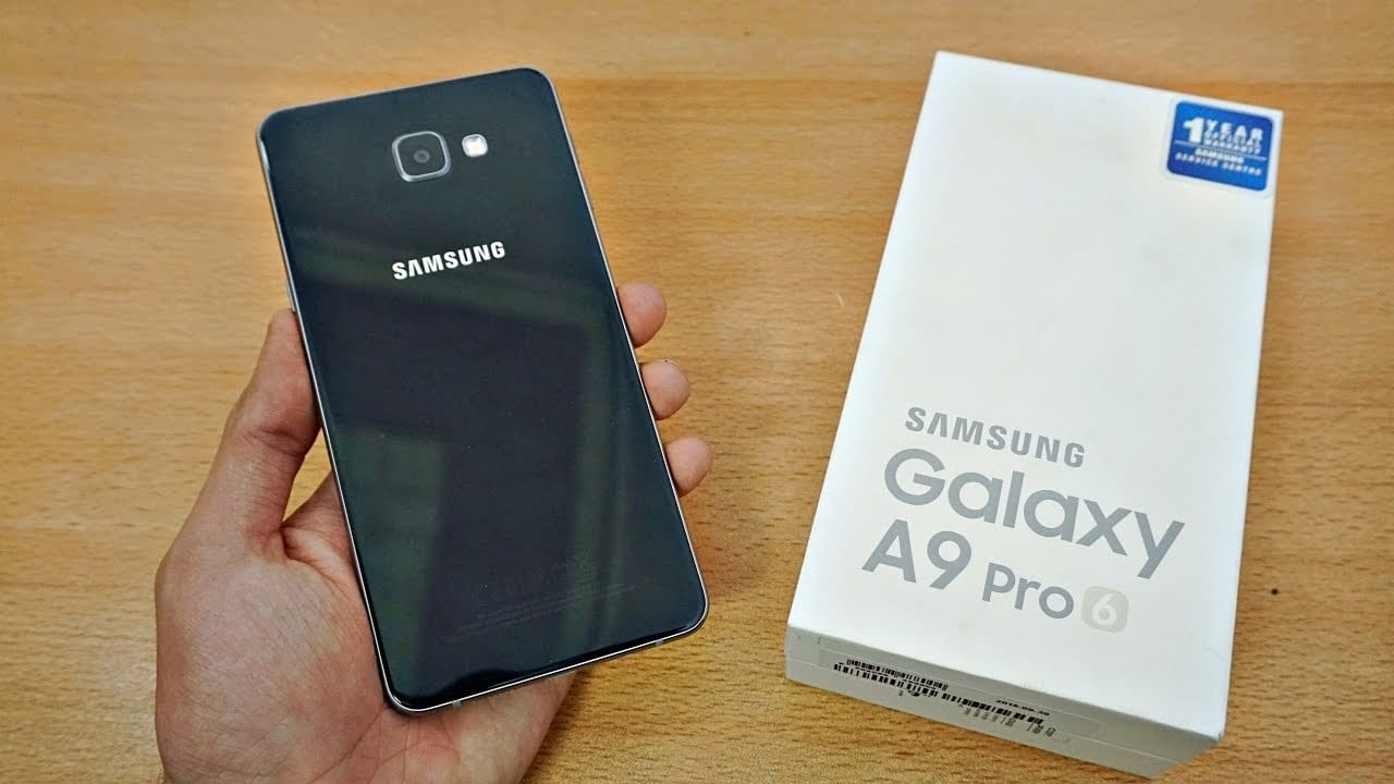 Samsung Rolling Out Nougat 70 Update For Galaxy A9 Pro