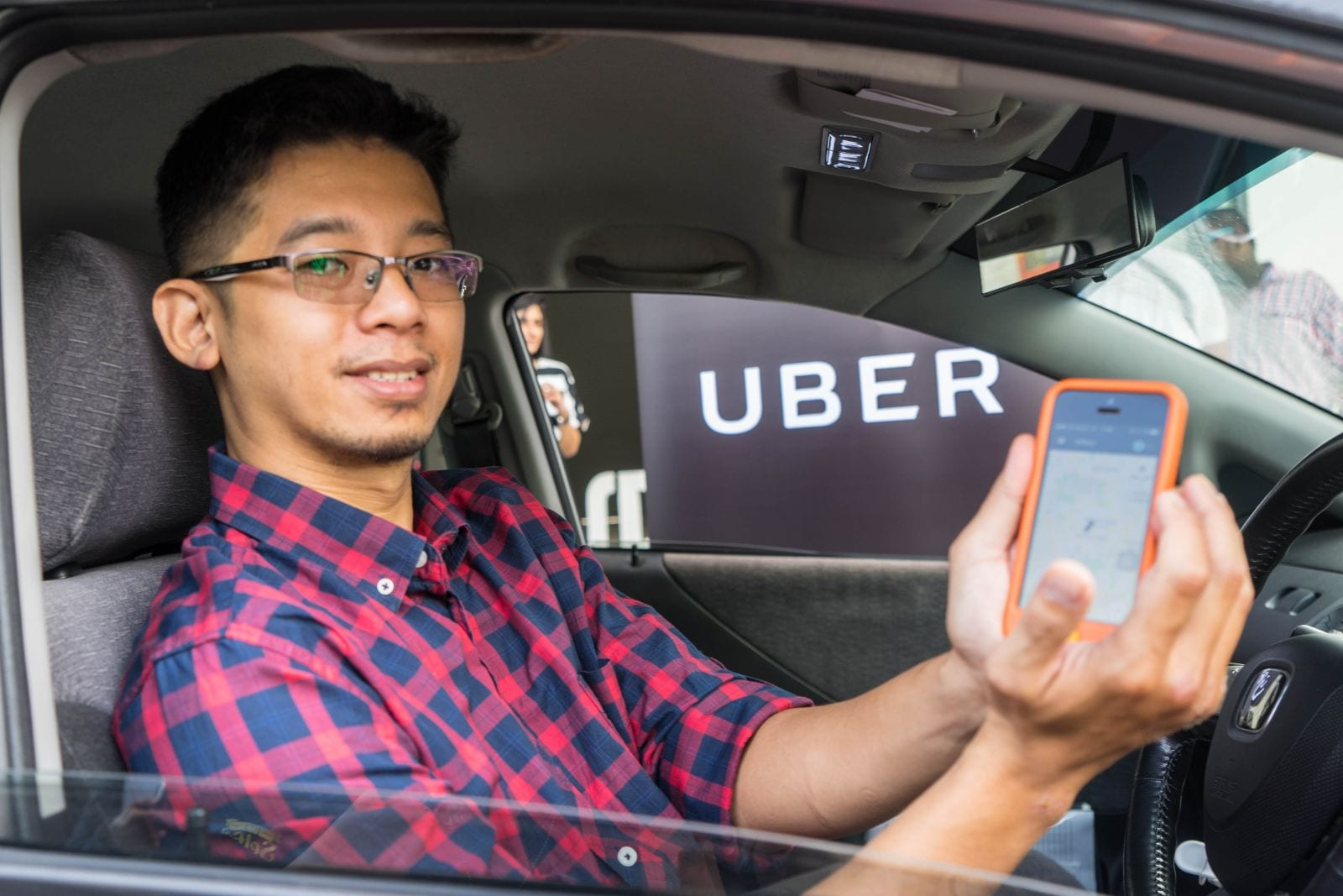"""Uber will teach you how to sign your name in its app"""""""