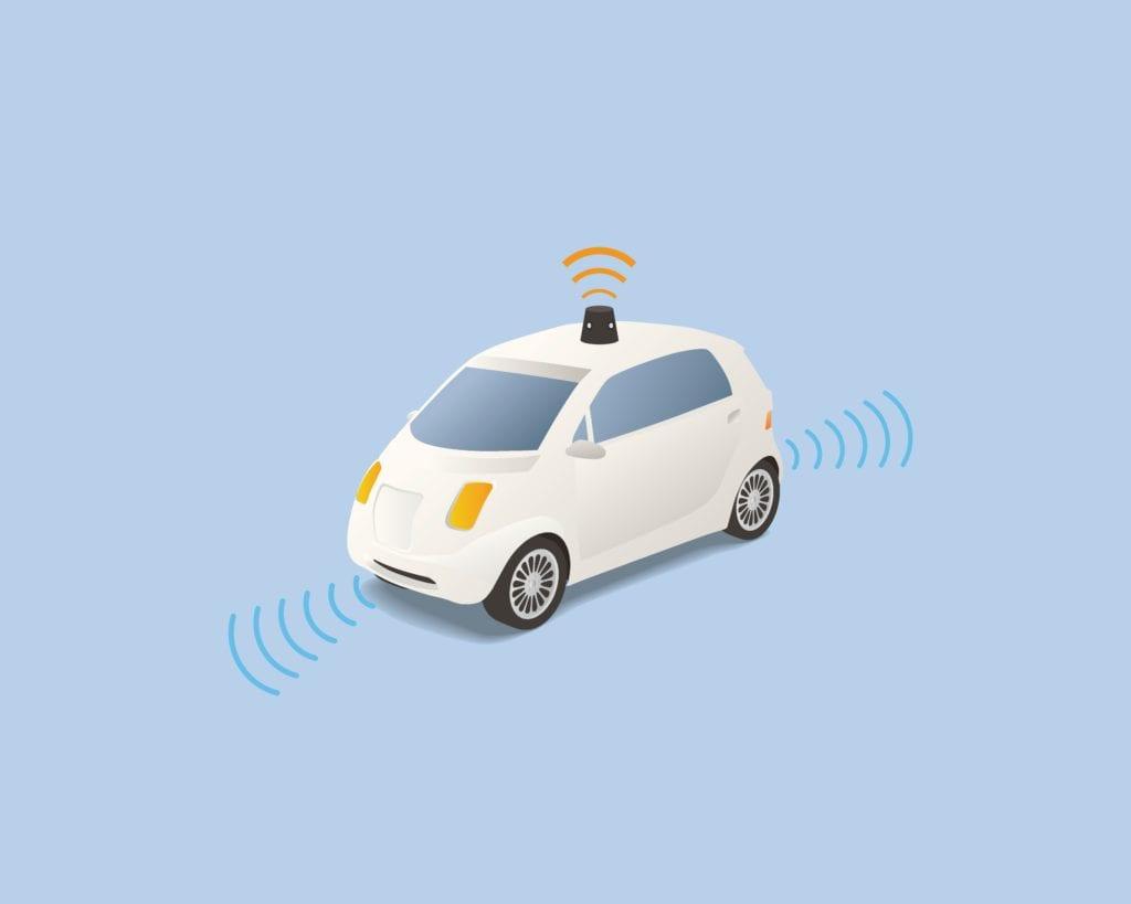 self-driving auto