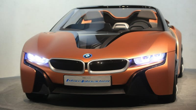 Bmw Announces Mass Production Of Electric Cars Rs News