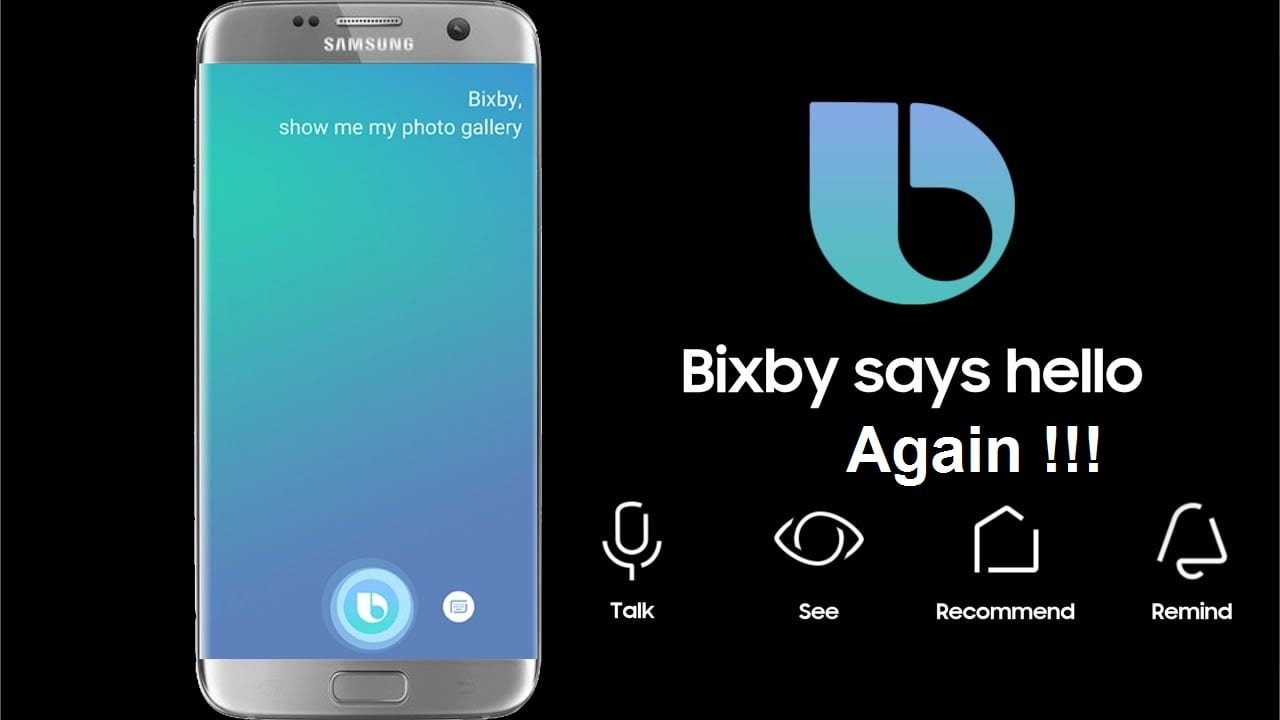 Bixby 2.0 to Be Announced Next Week at Samsung's Developer Conference