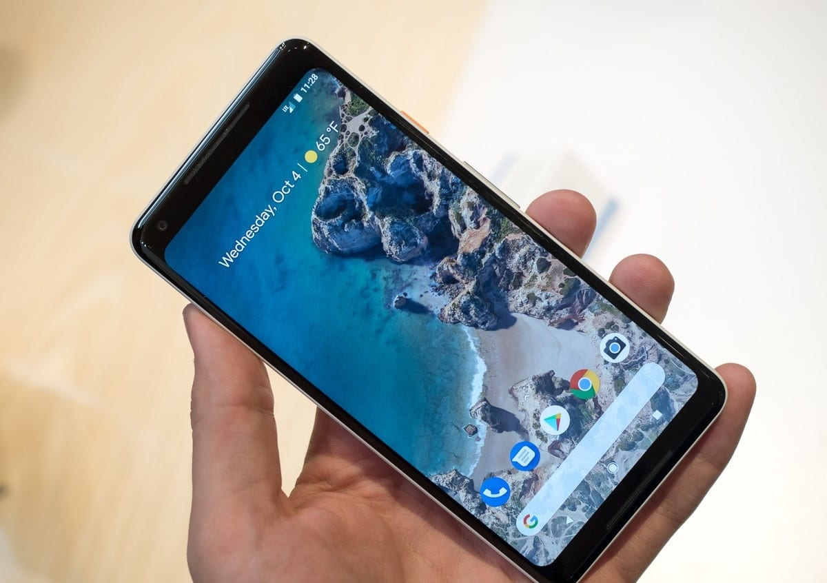 Google comments on display issues plaguing the Pixel 2 XL