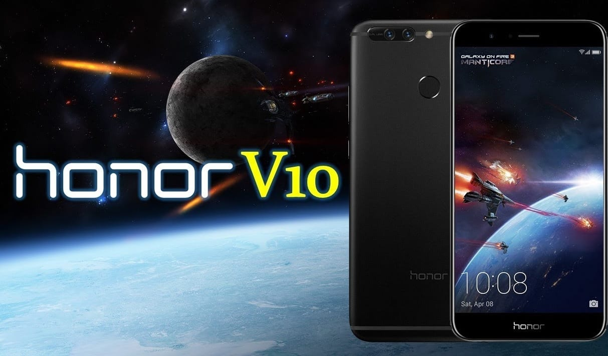 Huawei Honor V10 Launching November 28
