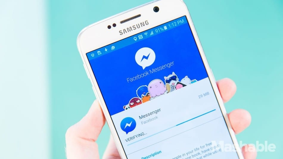 Facebook keeps its Snapchat copycat streak going with new Messenger feature