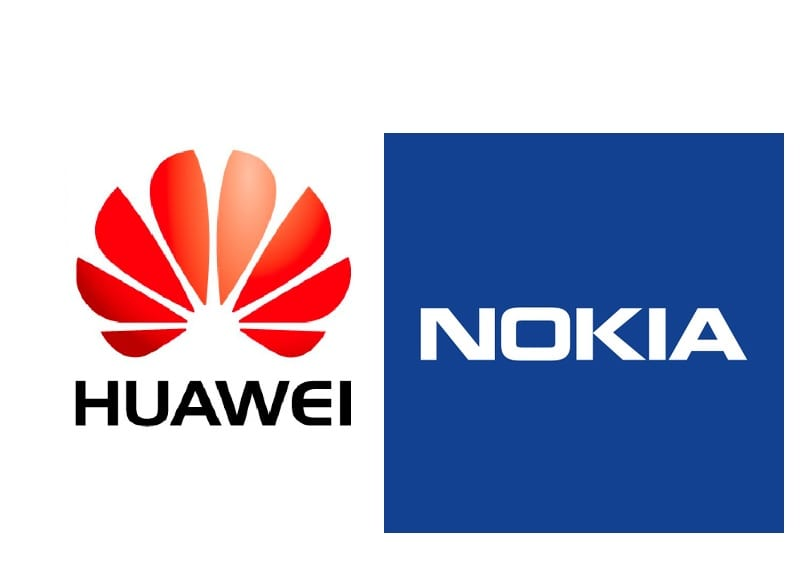 Nokia strikes patent deal with Huawei