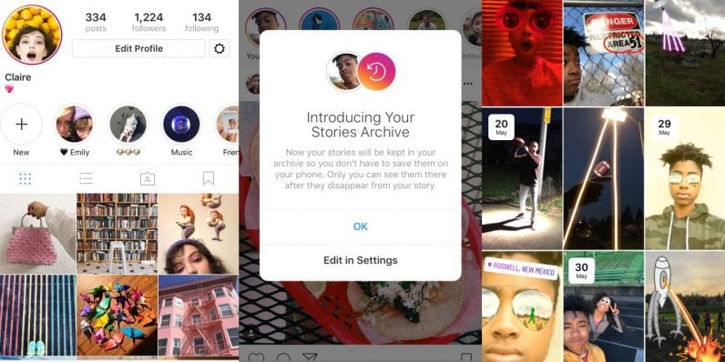 Instagram Testing A 'Direct' Snapchat Clone On Android