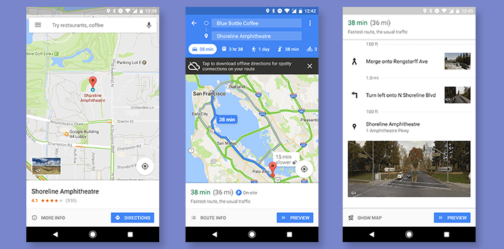 Android Go Makes Sure Google Maps Run On It Perfectly RSTech - Google maps jogging route