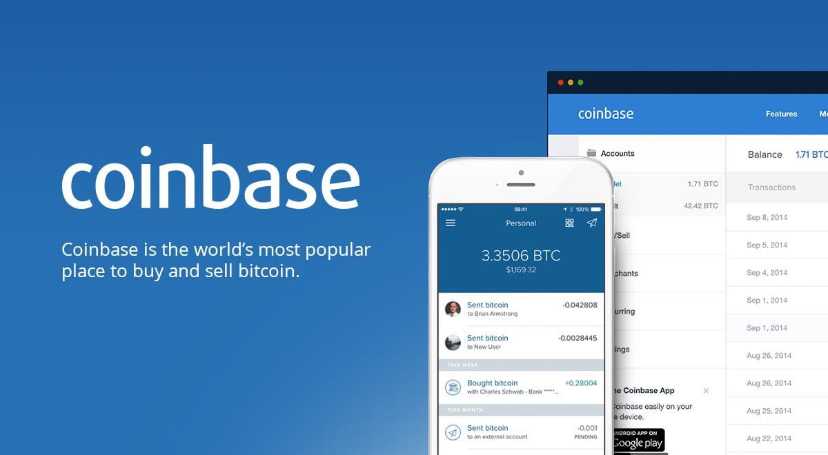 Bitcoin Brokerage Coinbase Becomes Apple Store's Top App, Surpassing YouTube