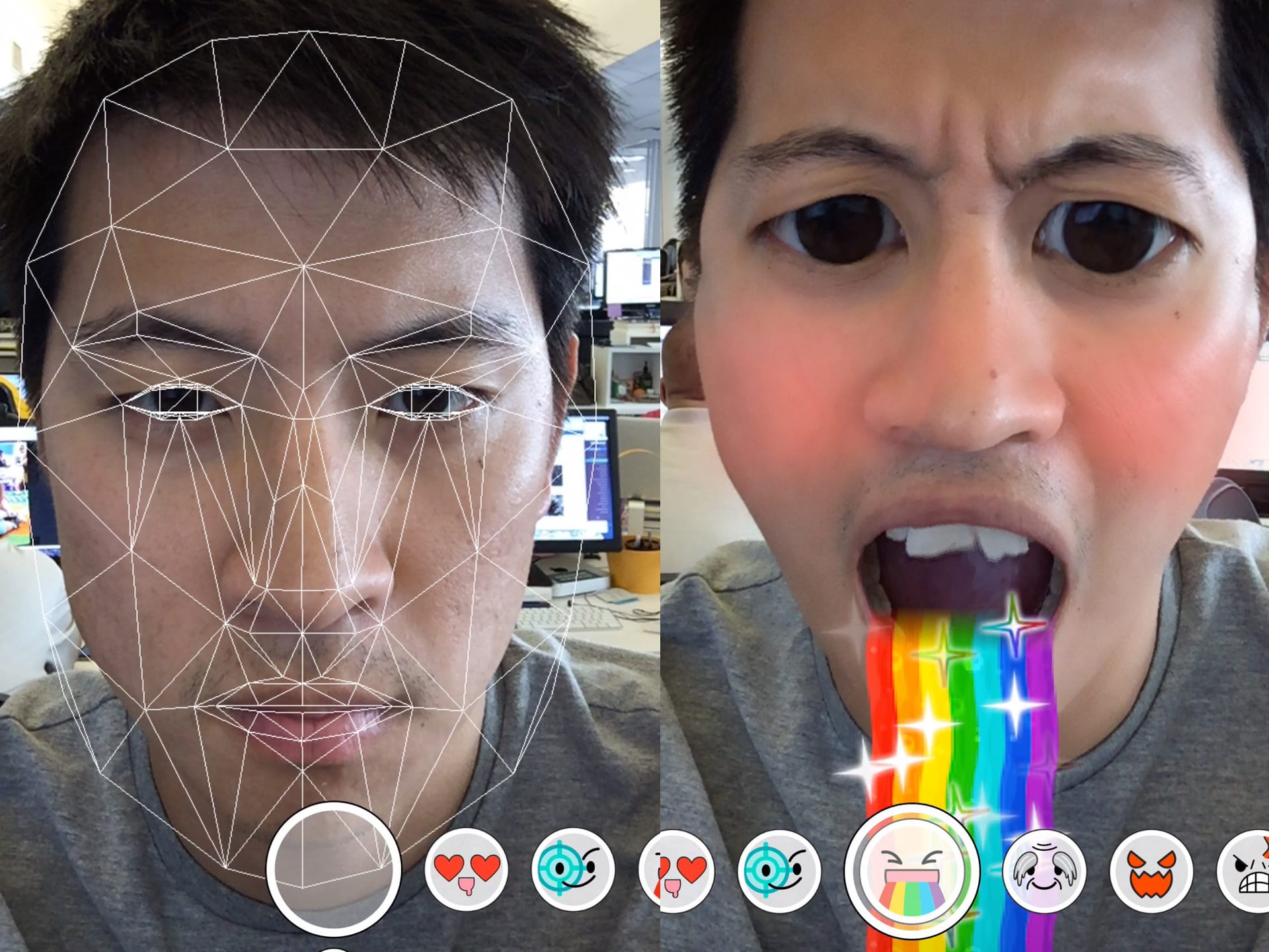 5 Apps Like Snapchat With Face Tracking Filters – Fondos de Pantalla