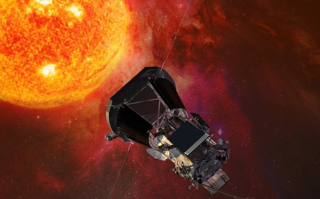 NASA Plans to Touch the Sun in 2018