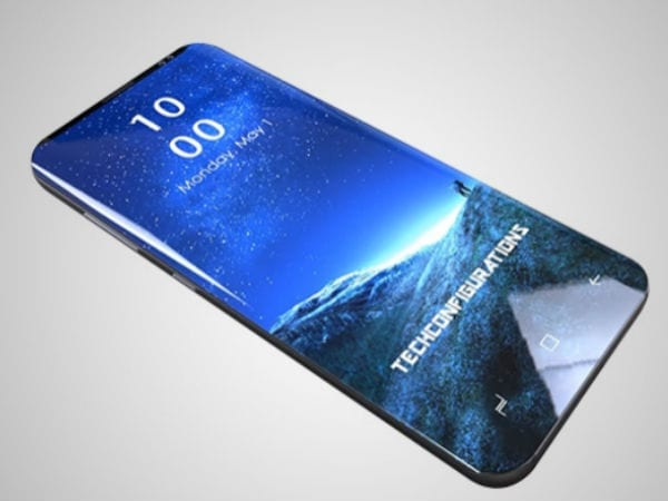 Samsung's Galaxy S8 and S8