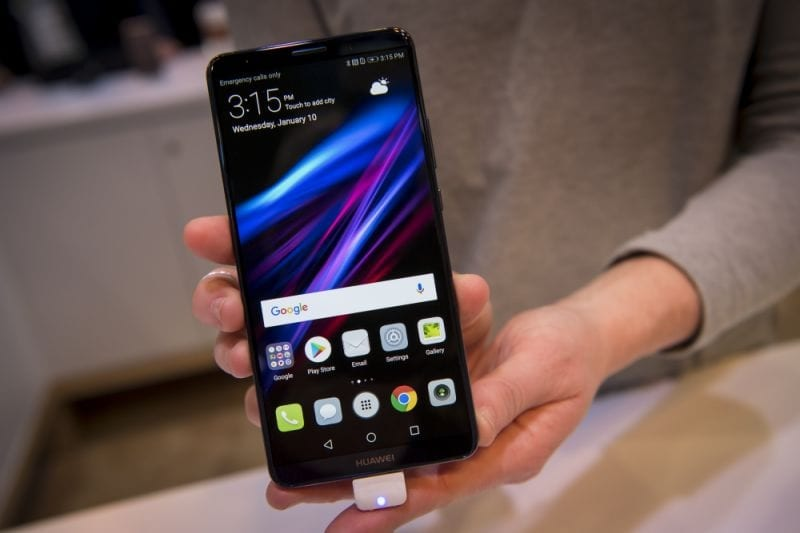 Don T Use Huawei Phones Usa Intelligence Agencies Warning Research Snipers