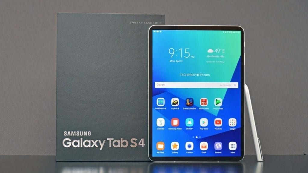 Samsung Galaxy Tab S4 Price Specifications Release Date In