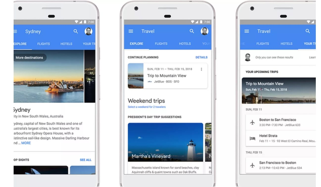 Google Now Let you Book Hotel & Flights Through Search Results