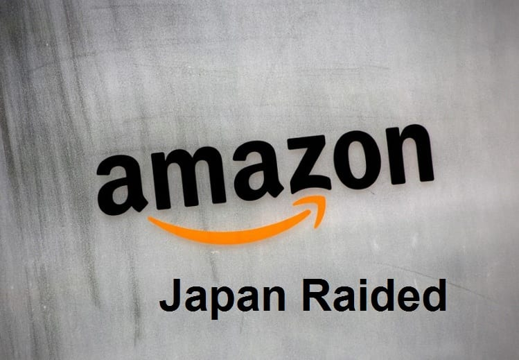 Regulators raid Amazon Japan over antitrust concerns