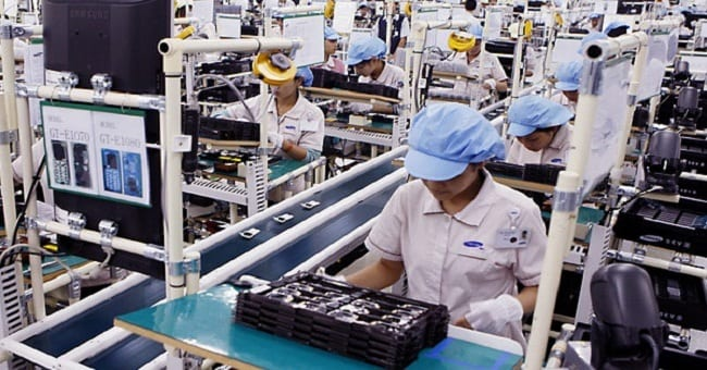 Mobile Phone Manufacturing Industry in China is Expanding at