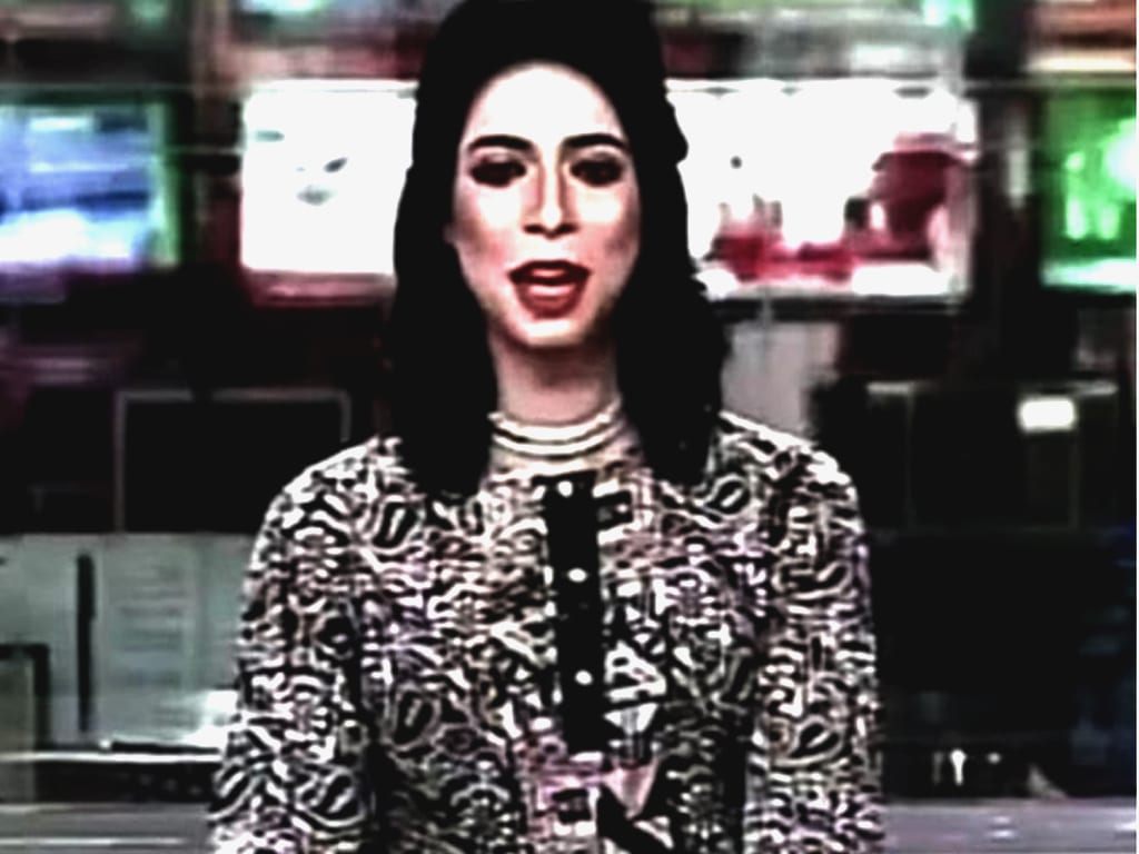 Pakistan TV channel hires first transgender newscaster, Maavia Malik
