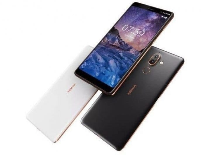 Nokia 7 Plus, Nokia 6 (2018), Nokia 1 now on display shelves