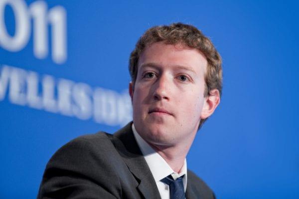 Here's how much Facebook spends on Mark Zuckerberg