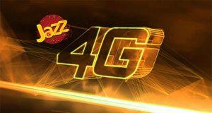 Jazz 4G