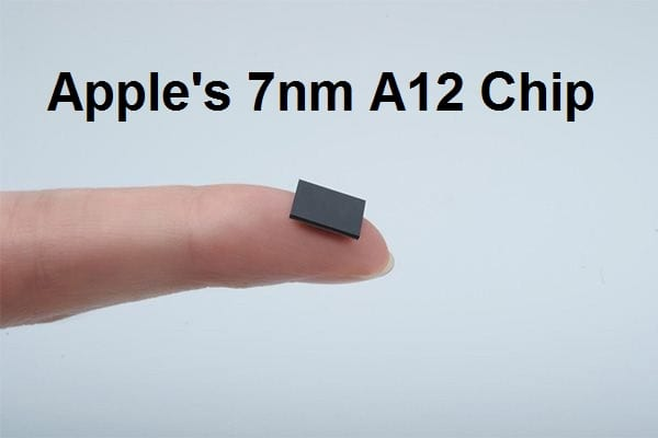 Apple Starts Production of 7-nanometer A12 processors for 2018