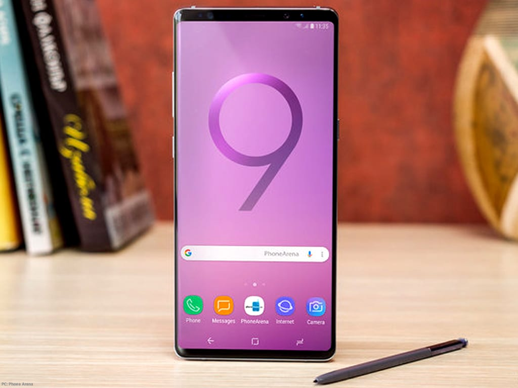 Samsung Galaxy Note 9 Is Launching On August 9 Research Snipers