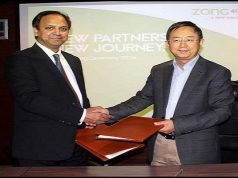 Zong 4G and Daewoo Express
