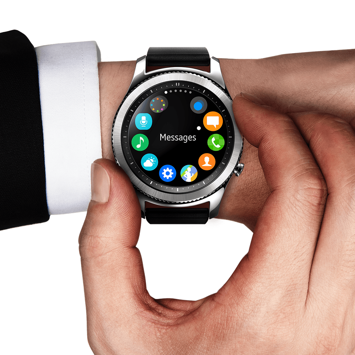 Samsung accidentally confirms the Galaxy Watch