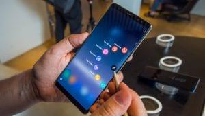 Samsung Galaxy note 9 price