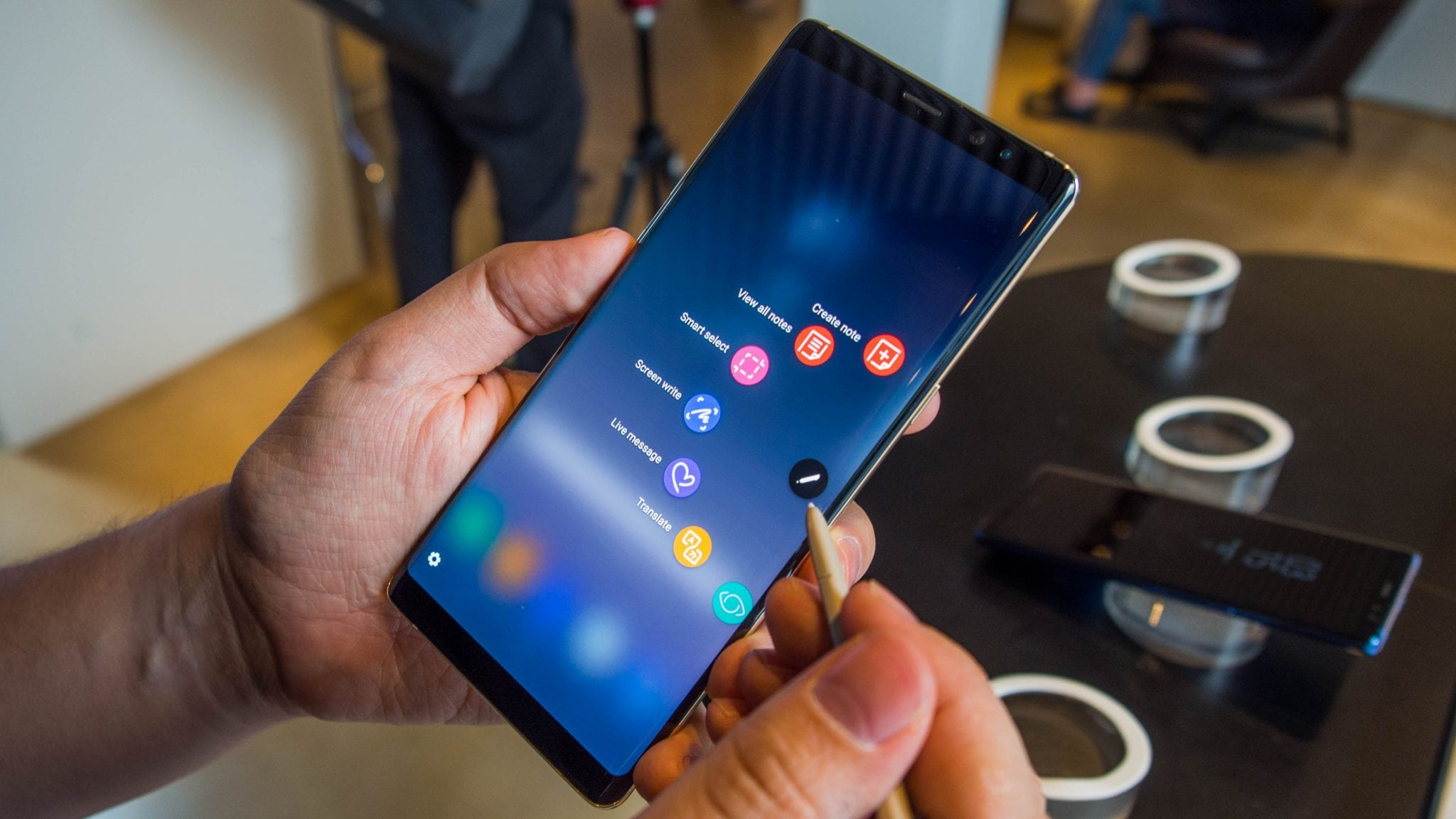 Samsung Galaxy note 9 price