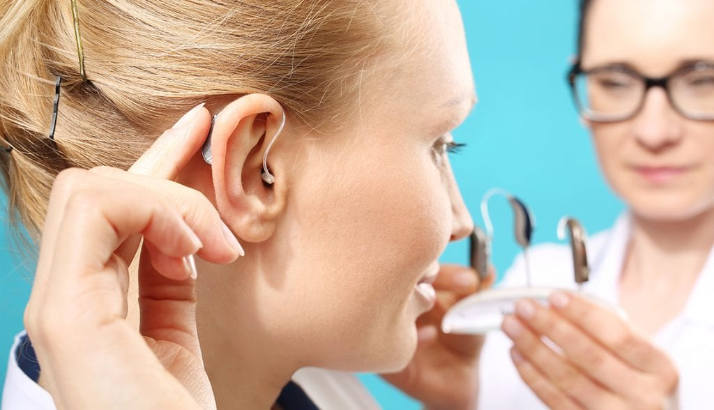 Audio Streaming for Hearing Aids (Asha)