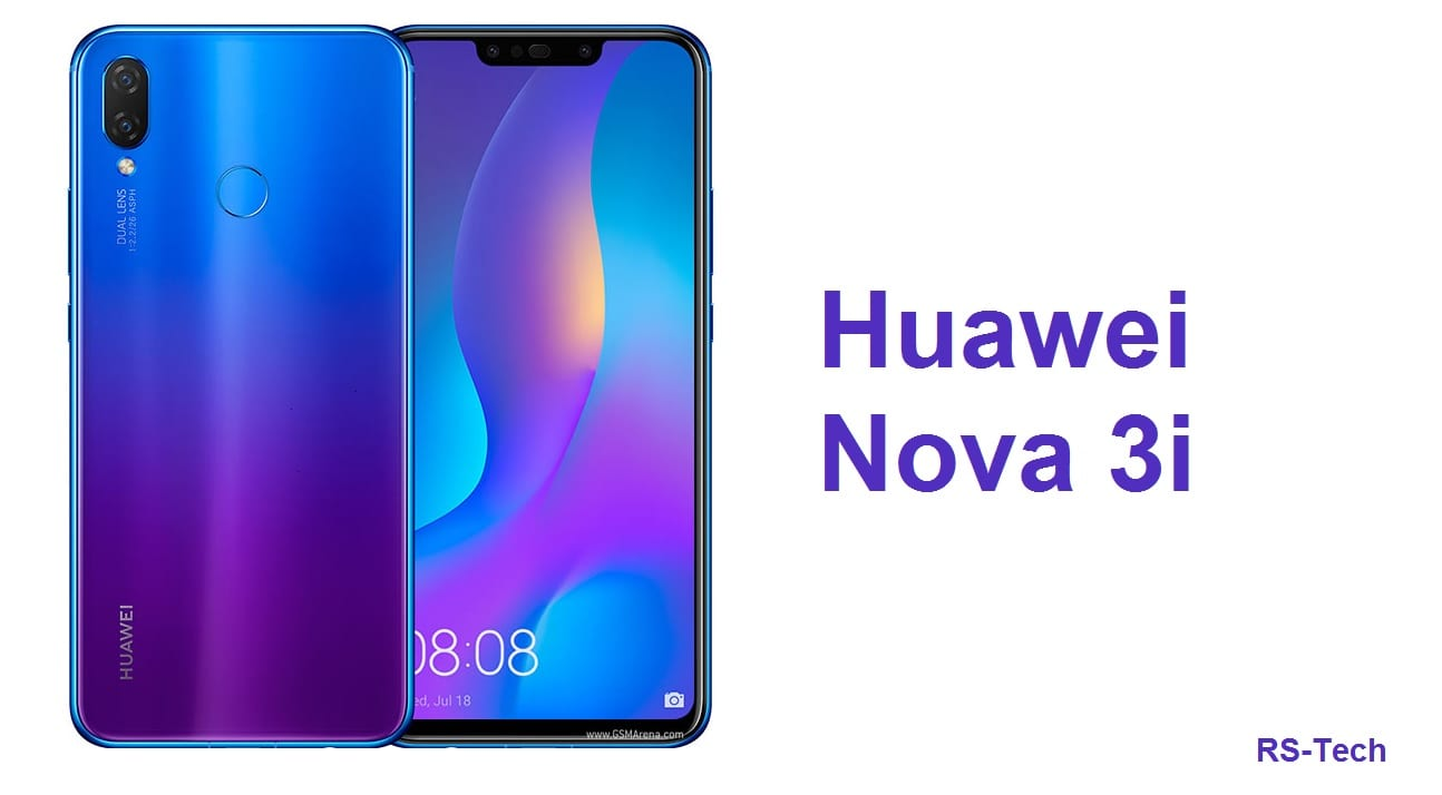 Huawei Nova 3i Specifications Price in Pakistan – RS-NEWS