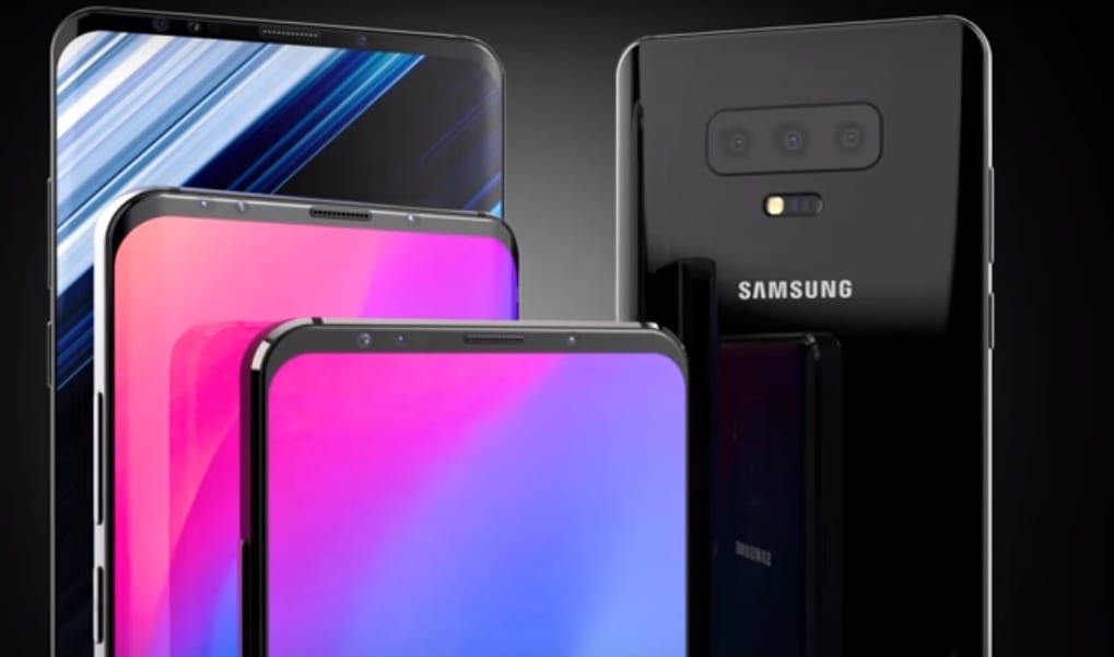 Galaxy S10 series concept