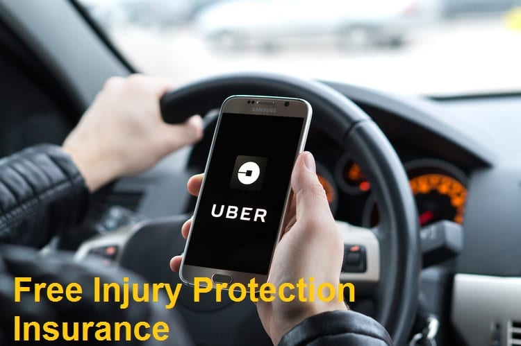 free injury protection insurance