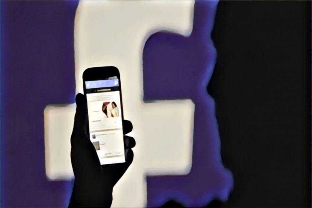 Facebook blocking apps