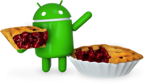 Android P by Google