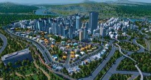 American urban areas