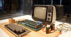 Apple's first computer