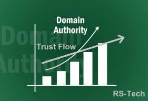 domain authority trust flow