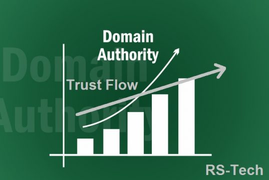 domain authority trust flow