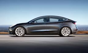 Model 3 Tesla autos