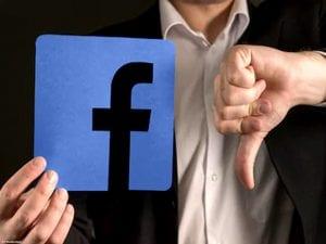 deleting Facebook or taking breaks