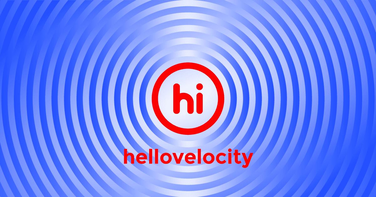 Hello Velocity
